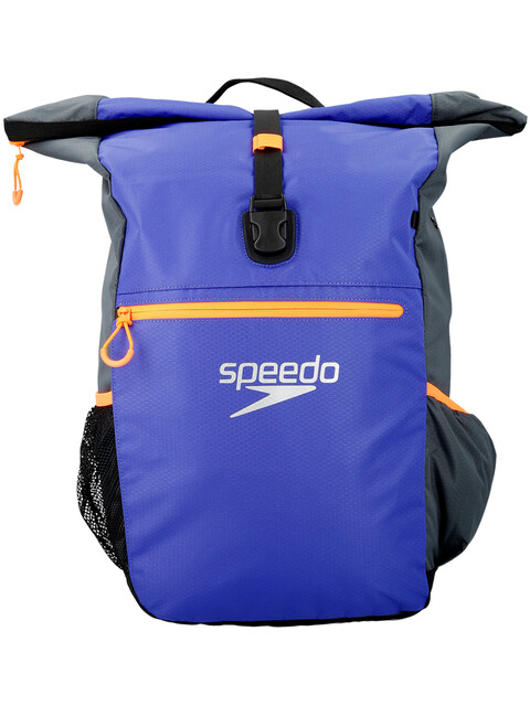 speedo Team III+ Backpack 45L Unisex, oxid grey/ultramarine